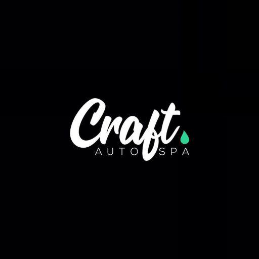 craft auto spa logo